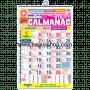 Kalnirnay English Big Office Panchang Periodical 2020