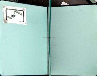 Minutes book binder